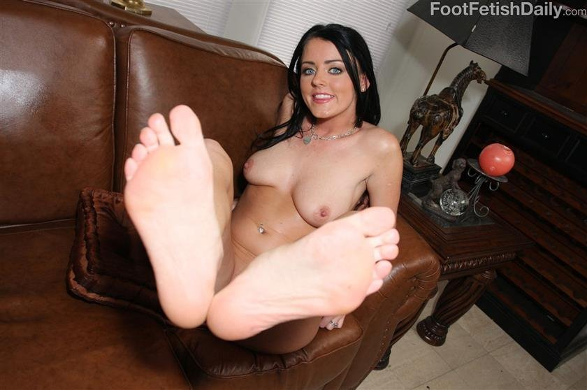 Feet sophie dee Babe Today