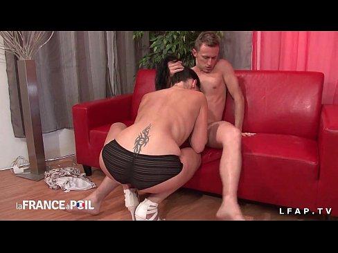 Sodomie d'une française